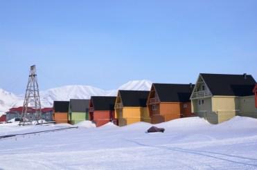 svalbard hiver