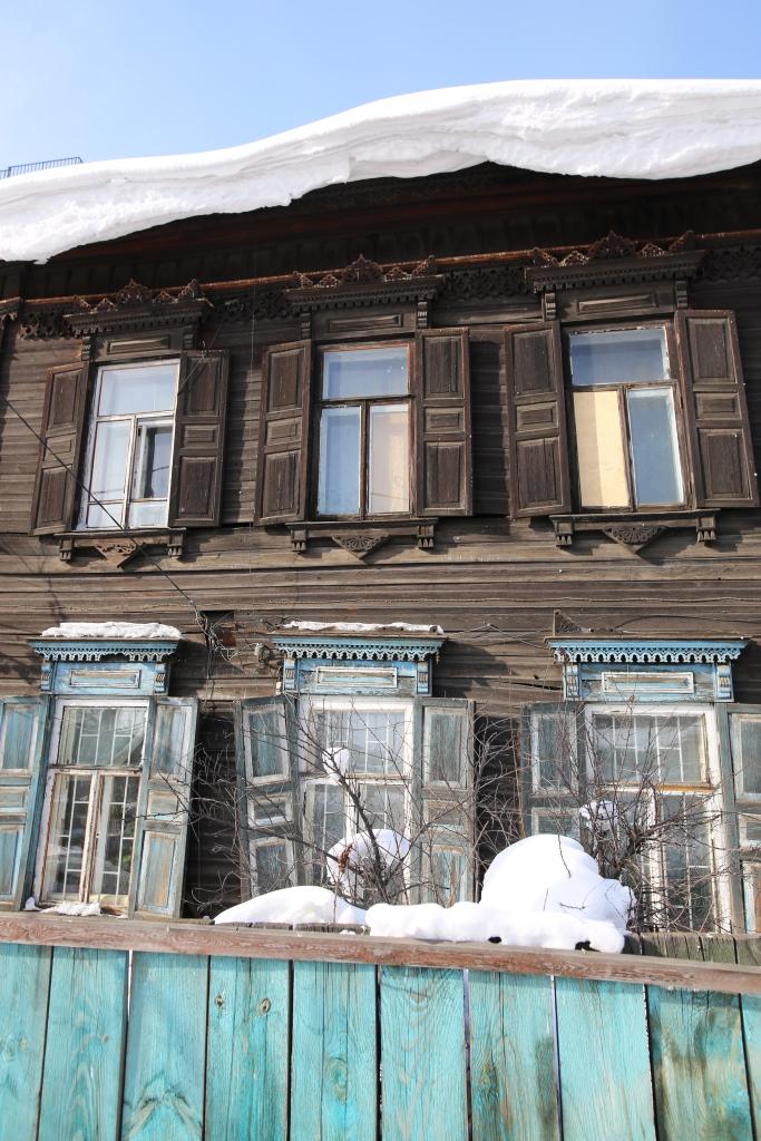 Sibérie Transsibérien