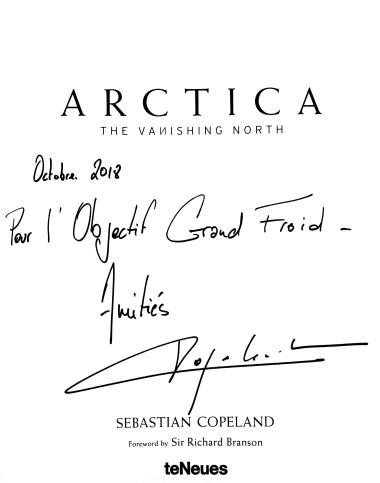Sebastian COPELAND Arctica 1