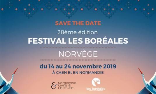 Festival Les Boréales 2019 Norvège
