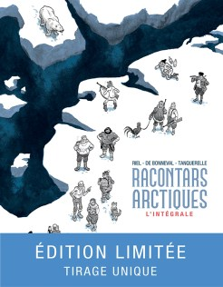 couv Intégrale Racontars arctiques_avec bandeau