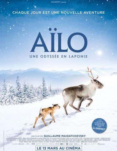 Aïlo Une Odyssée en Laponie TURN LEFT © 2019 Valdés – Borsalino Productions – Gaumont – MRP Matila Röhr Productions