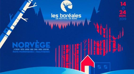 Les Boréales 2019 Affiche