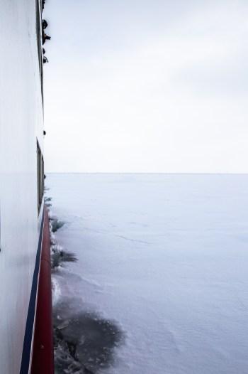 Abshiri Hokkaido Japan winter drift ice Aurora 7