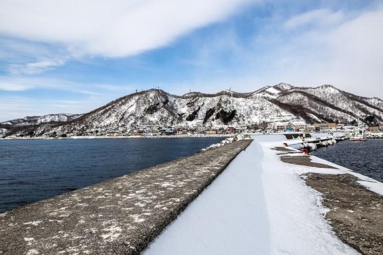 Rausu Hokkaido Japan winter 5
