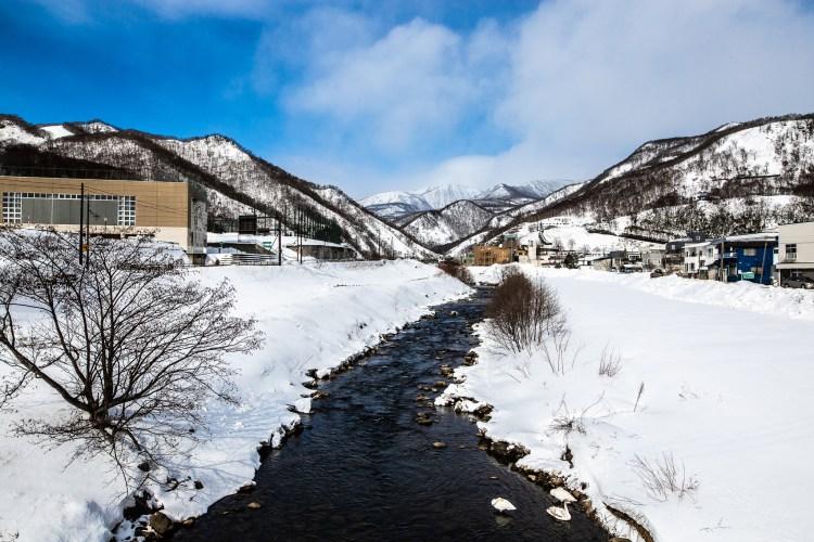 Rausu Hokkaido Japan winter 6