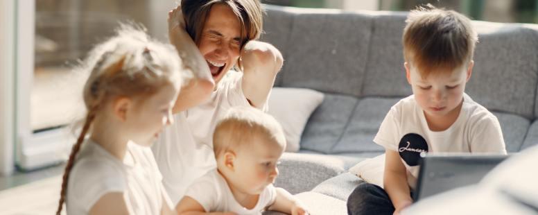 3 astuces pour arrêter de crier sur nos enfants !