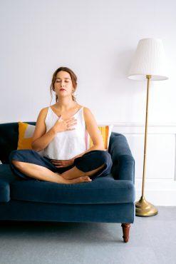 la respiration profonde la respiration abdominale comment bien respirer respiration calme bien-être stress