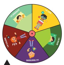 roue des émotions la roue des émotions roue des emotions roue des émotions enfant