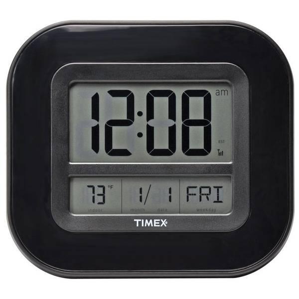 Timex Atomic Digital Time Temp Date