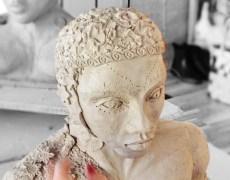 Workshop Kopf modellieren März 18