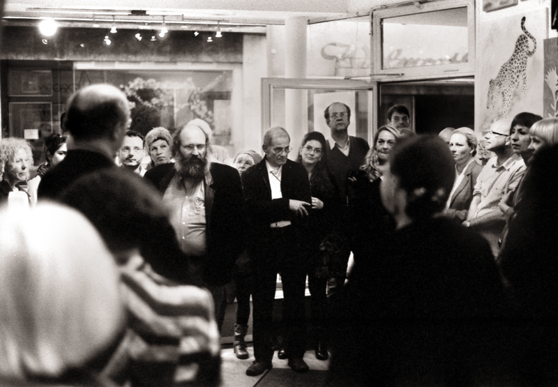 Ausstellungseroeffnung Galerie Hexagone Aachen 02
