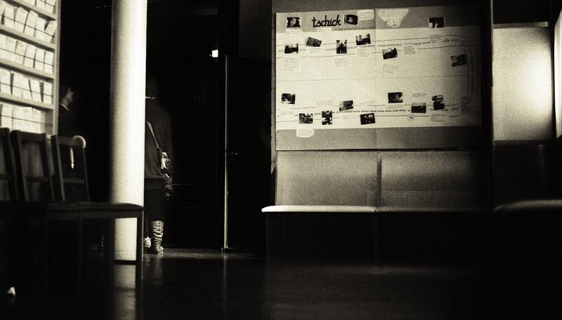 Mörgens Theater Aachen - Hochschulradio Subkulturwinter Kurzfilmabend 7