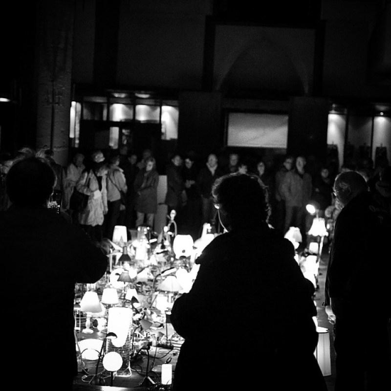 #Kunstinstallation #ZeigDeinLicht von #Zeitfenster bei der #NOK Nacht der offenen Kirchen #Aachen #t Instagram