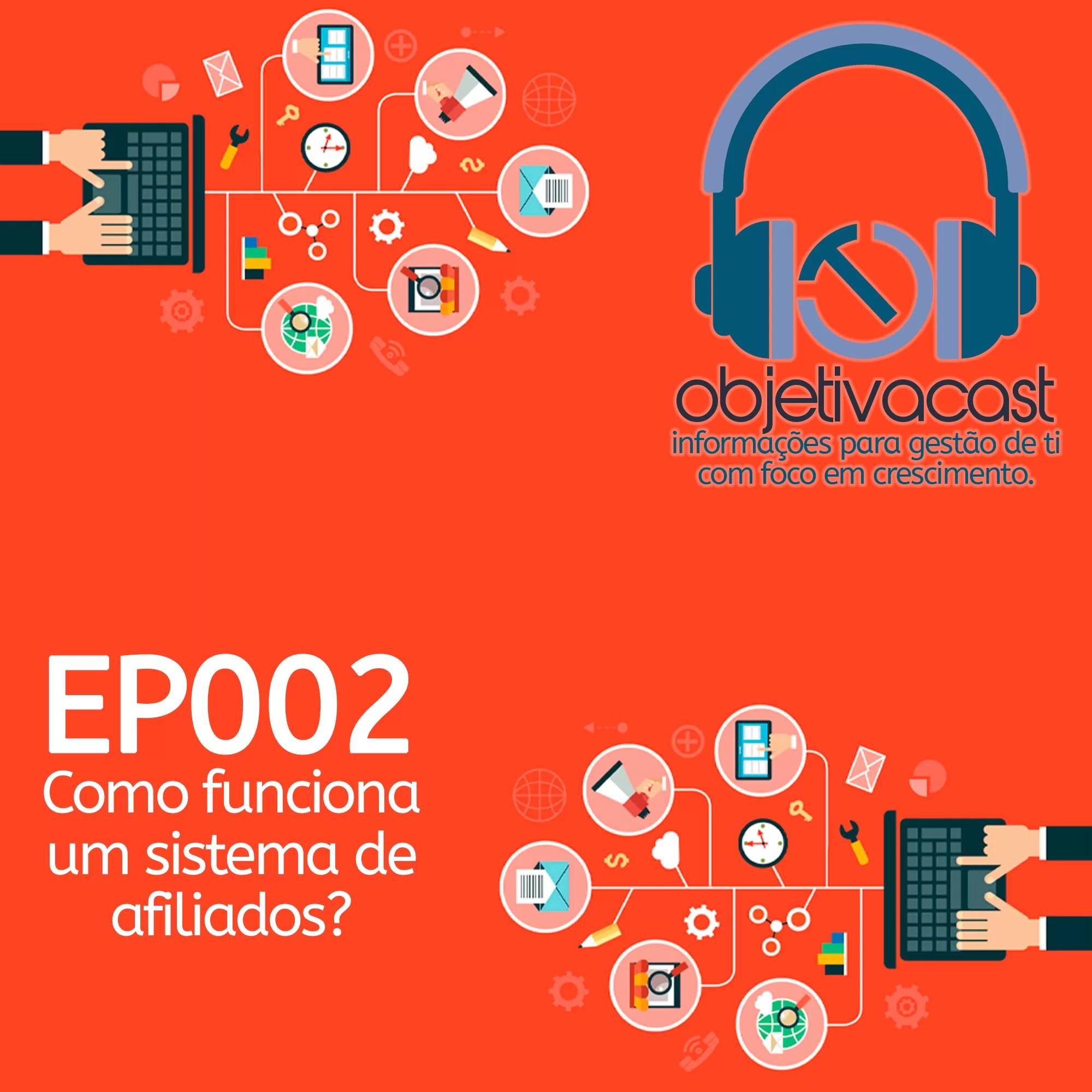 ObjetivaCast Ep 02 – Como funciona um sistemas de afiliados?