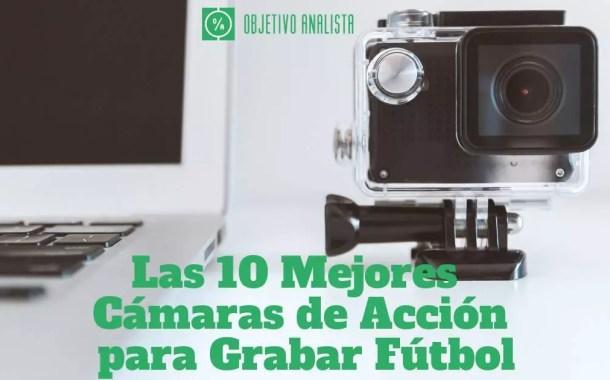 Las 10 Mejores Cámaras de Acción para Grabar Fútbol