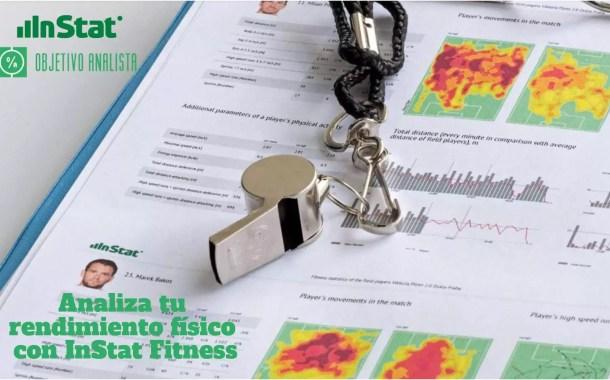 InStat Fitness - Analiza el Rendimiento Físico de tu Equipo