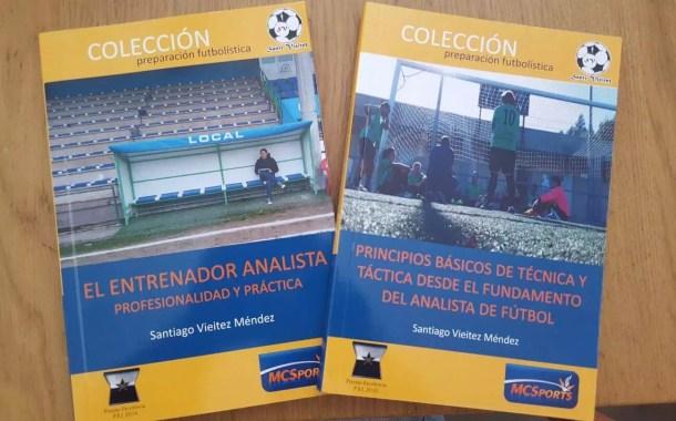 El Entrenador Analista, la nueva publicación de Santi Vieitez