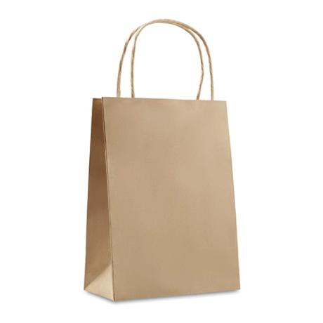 Petit sac cadeau en papier personnalisé - Audience Goodies - Objets Publicitaires et Goodies Originaux - Objets publicitaires Aix en Provence et Marseille