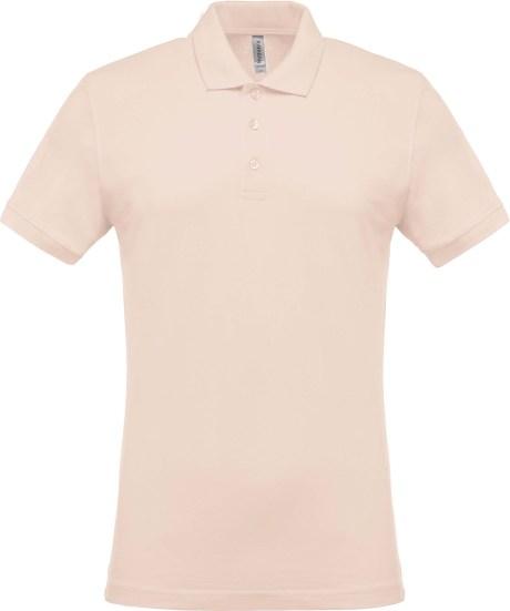 Polo manches courtes hommes personnalisable, Triaaangles goodies, textile personnalisable marseille, goodies personnalisables aix-en-Provence