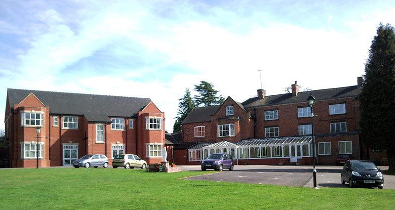 Wistaston Hall, Crewe