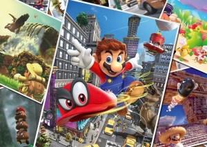 Παζλ Super Mario Odyssey Jigsaw Puzzle Winning Moves (500 Κομμάτια) 01393