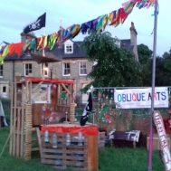 Arts Raft - Strawberry Fair