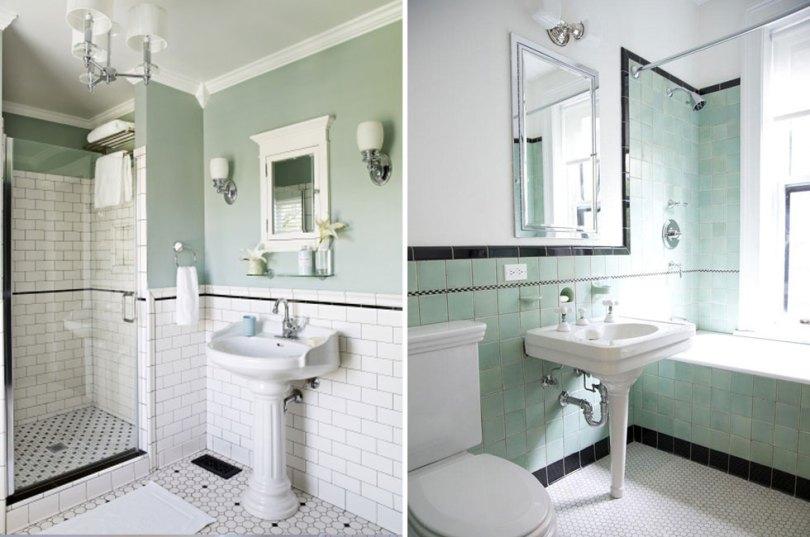 Please Don T Remodel Your Vintage Art Deco Bathroom Oblique New York
