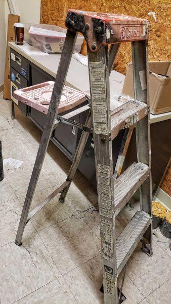 Shitty Little Ladder