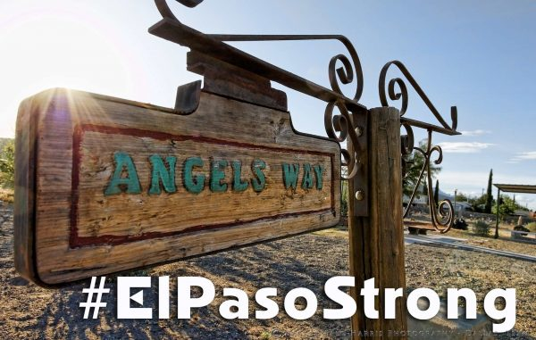 Angels Way #ElPasoStrong