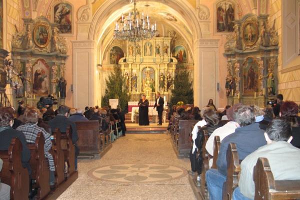 Božićni koncert u kriškoj Crkvi Uzvišenja Sv. Križa