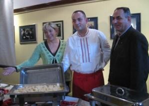 Obitelj Babriga na predstavljanju na Zagreb Wine & Gourmet festivalu (Snimila Božica Brkan / Acumen)