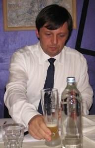 Direktor lanca opskrbe i majstor pivar Karlovačke pivovare Zvonimir Nemet (snimila Božica Brkan / Acumen)