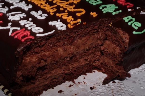 Čokolada u tijestu, kremi, preljevu... (Snimila Marina Filipović Marinshe / Acumen)