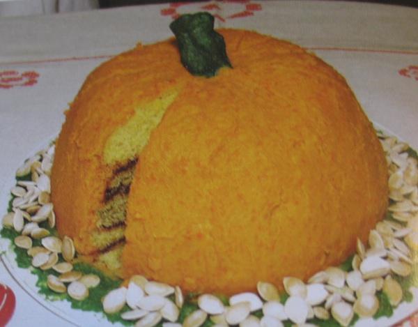 Od bučinih koštica čak i torta (Presnimljeno iz knjižice Babičini kolači)
