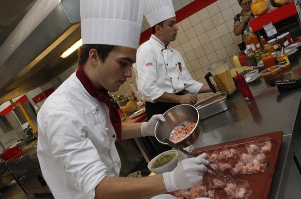 Mladi lav među kuharima: Jadran Grančić ( Snimio Dražen Kopač / Acumen)
