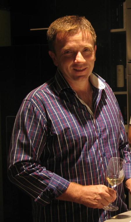 Gianfranco Kozlović u Klubu Gastronomad (Snimila Božica Brkan / Acumen)