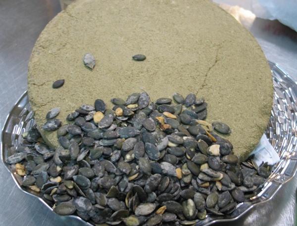 vitaminima i mineralima s siromašna masnoćama, pa je vrlo prikladna i kao osnova za pripremu različitih namaza, kako su je rabio i Robert Slezak. (Snimila Božica Brkan / Acumen