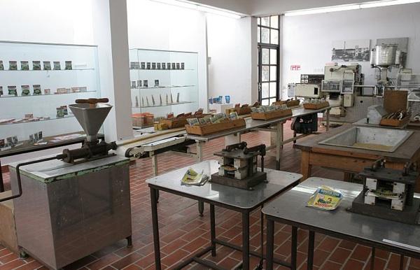 Čak je i dio nekad vrlo moderne industrijske zbirke postao prošlost (Fotografija Muzej prehrane)