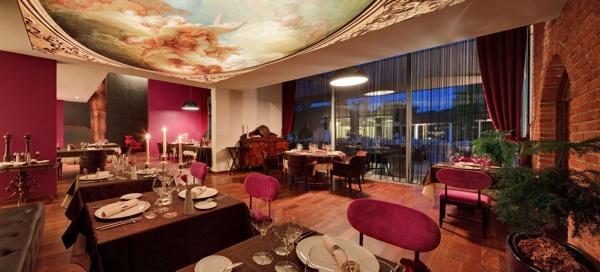 Restoran Academia (Fotografija Bluesun hotel Kaj)
