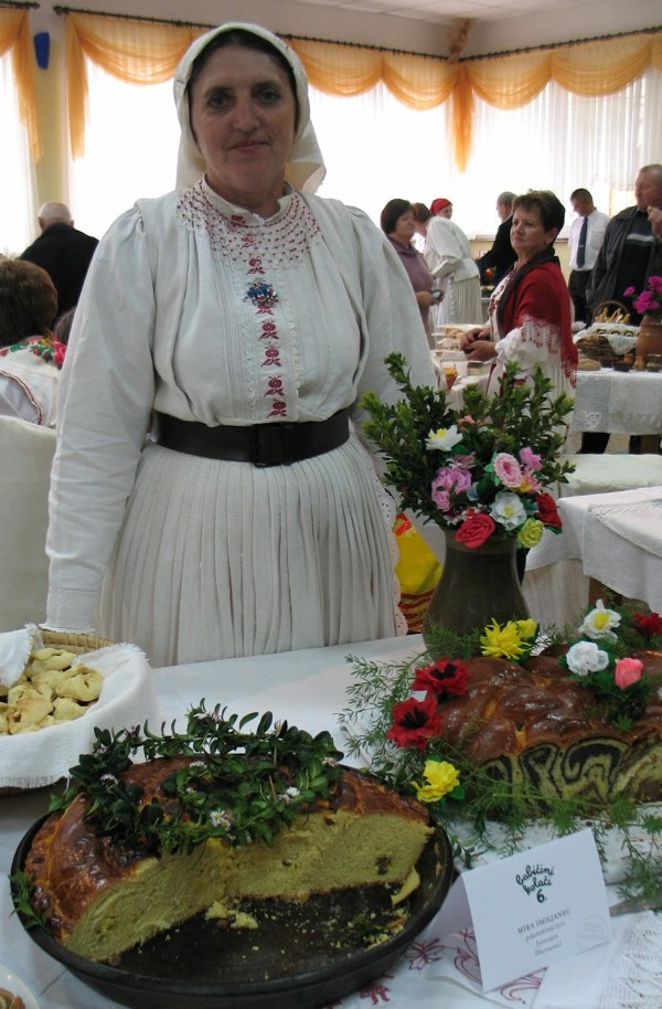 Mira Smiljanec, po svemu najizvornija zagorska (Snimila Božica Brkan / Acumen)