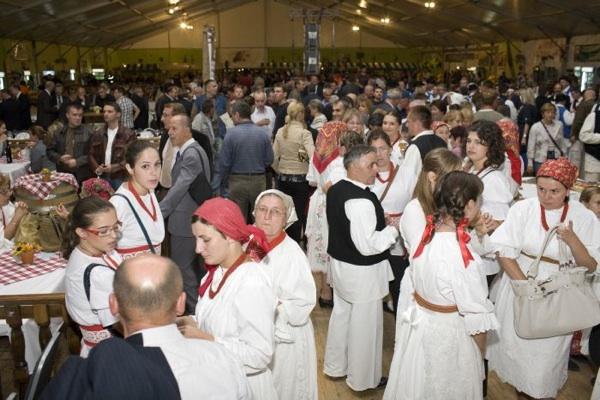 Vinske igre (Fotografija Turistička zajednica grada Jastrebarskog)