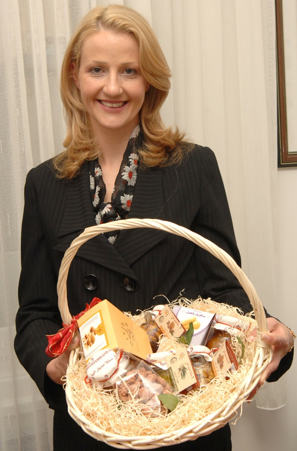 Prva dama Stelle croatice Melita Polić na dodjeli certifikata halal (Snimio Mišo Lišanin / Acumen)