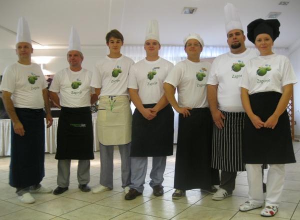Prije negoli su odmjerili kuhače (Snimio Miljenko Brezak / Acumen)