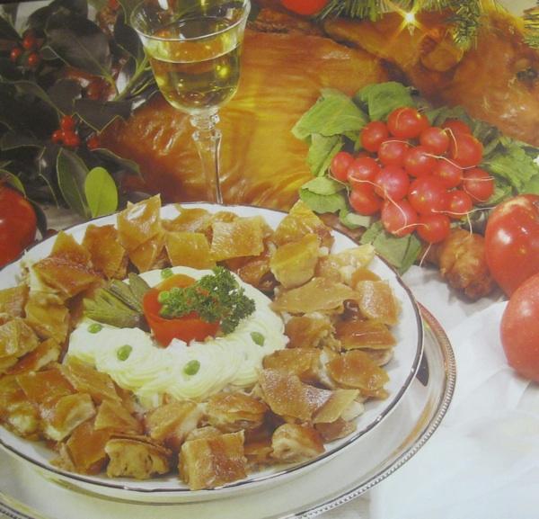 Koktel od odojka (iz knjige Hrvatska za stolom Biluš - Brkan - Ćorić - Rode u izdanju Alfe i Podravke)