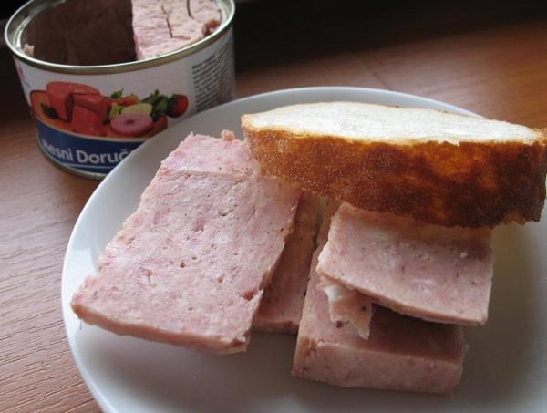 Mesni doručak  kao mesni narezak (Snimila Božica Brkan / Acumen)