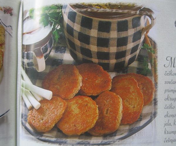 Iz knjige Vegetina kuhinja Ivanke Biluš, Cirile Rode i Božice Brkan u izdanju Alfe i Podravke, fotografija Davora Marjanovića