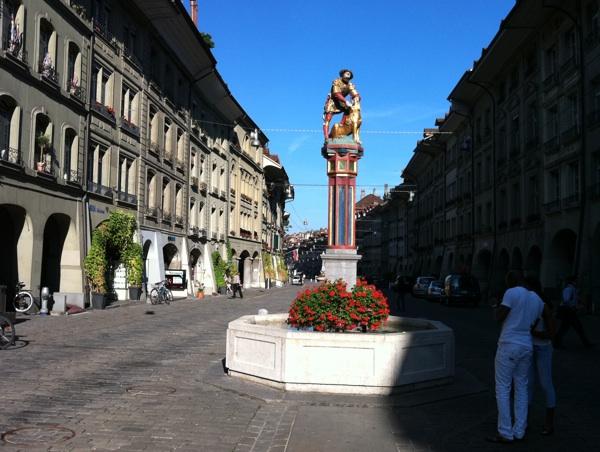 Iz središta Berna (Snimio Josip Kraljičković)