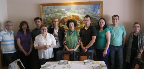 Zajednička fotografija zadovoljnih organozatora u Toplice Hotelu (Snimio Miljenko Brezak / Oblizeki)