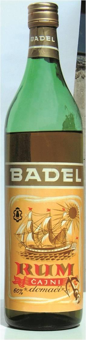 Iz arhive Badela 1862: rum čajni domaći pedesetih godina 20. stoljeća